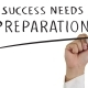 THE POWER OF PREPARATION